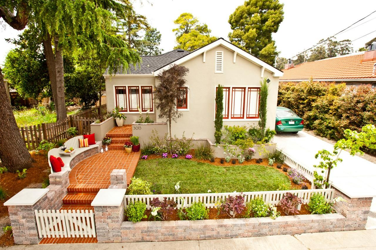 curb appeal makeovers 20 before and after photos small front