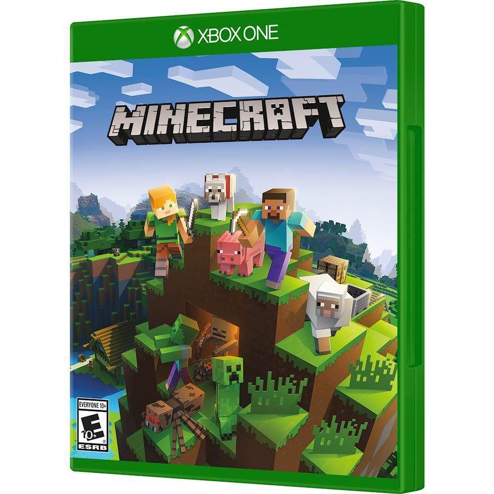 Minecraft Standard Edition Xbox One Xbox One Minecraft Xbox