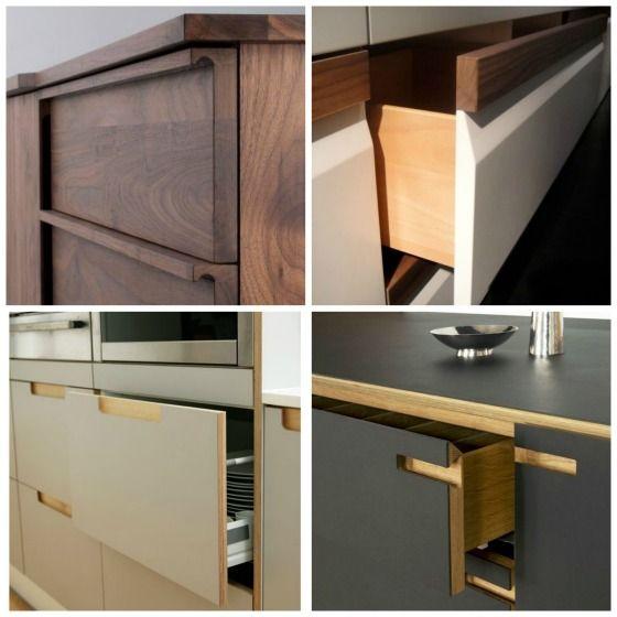 Tendencia en los Tiradores de los Muebles de Cocina | Muebles de ...