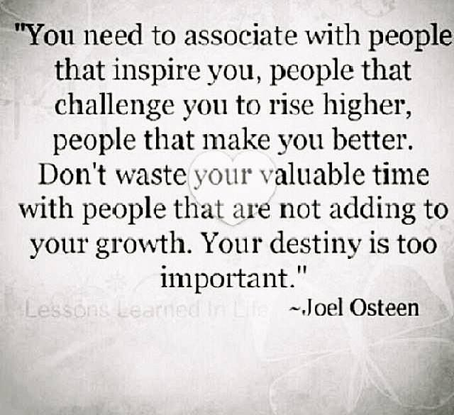 I Love This Quote By Joe Osteen It Reminds Me Of The Quote Show