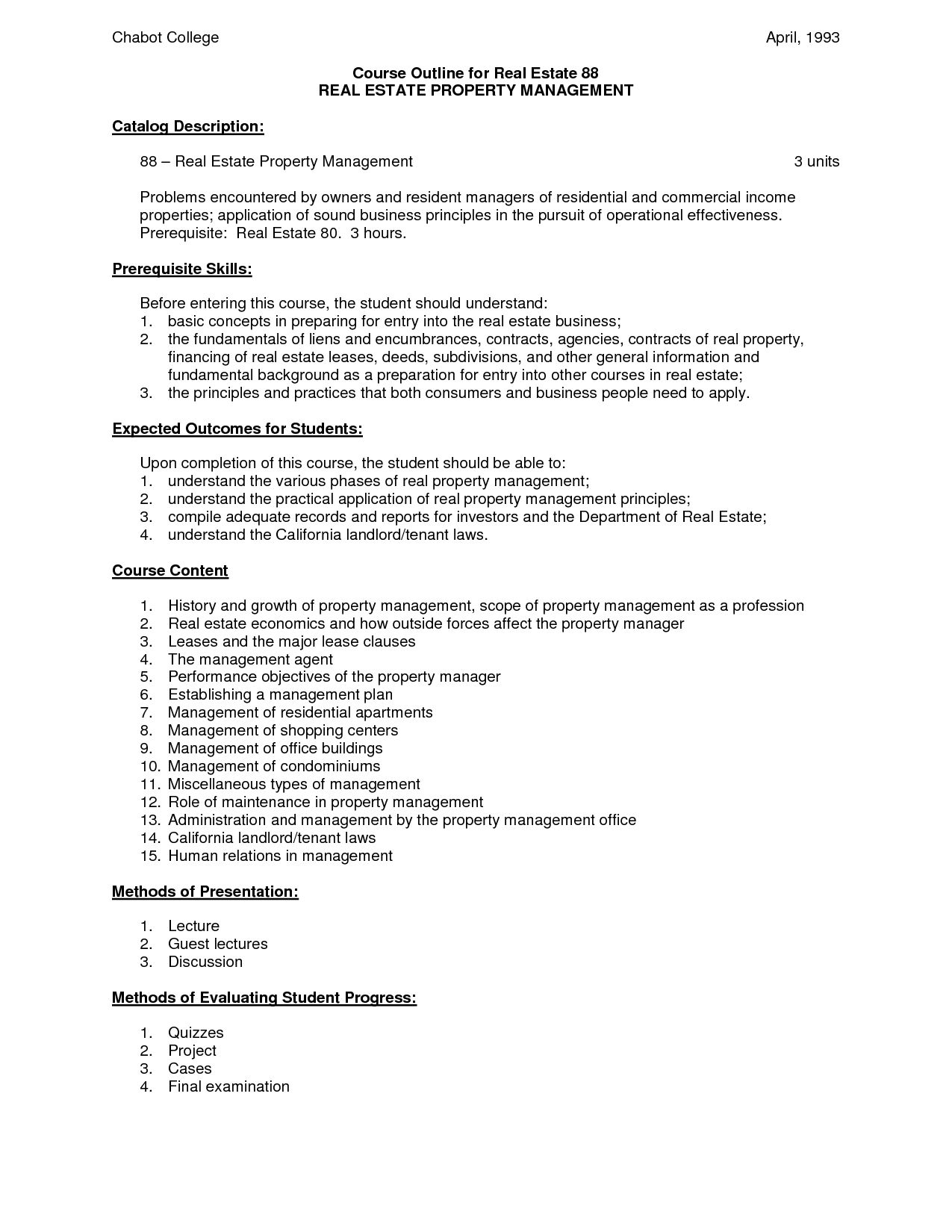 Real Estate Business Plan Template Ealtor Free Agent Pdf
