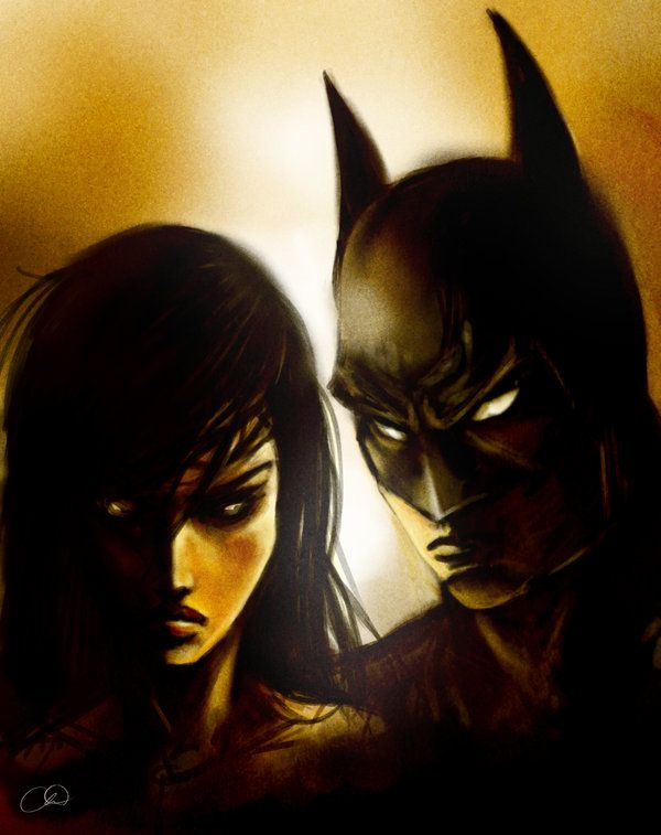 batman and wonder woman dating fanfiction