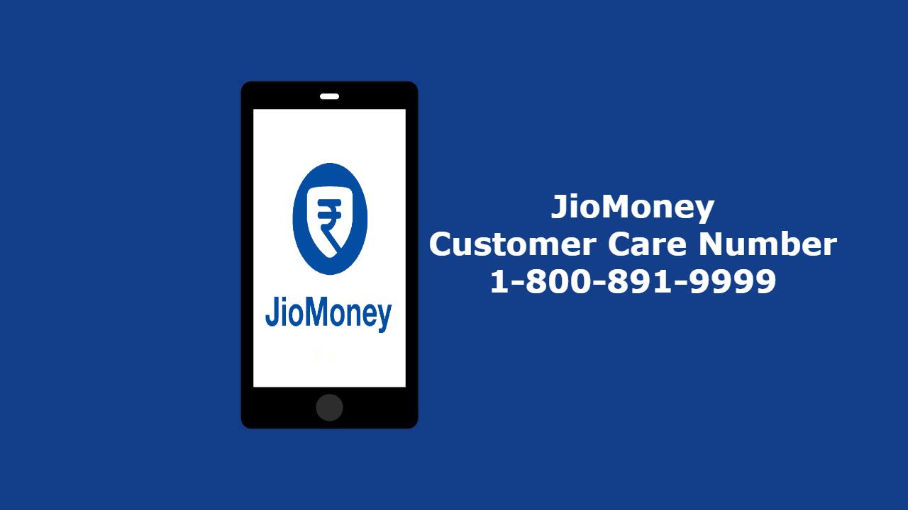 Jio Money Customer Care