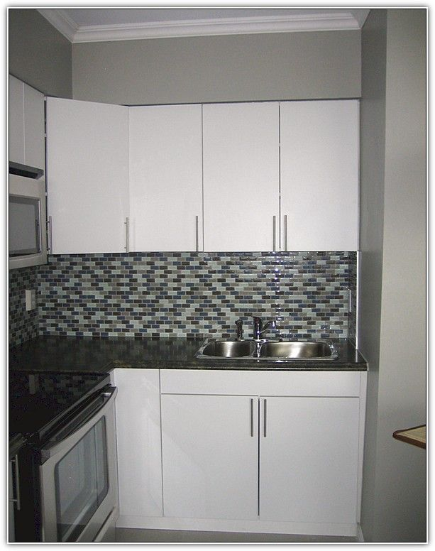 White Melamine Kitchen Cabinets Best Design Future Home Gotta