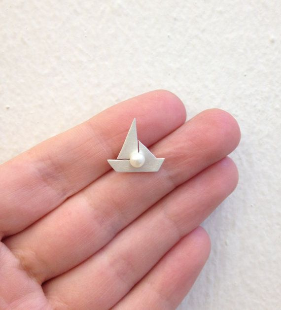 Sail Away Special Summer Edition Triangular by AdeloCreations, $39.00