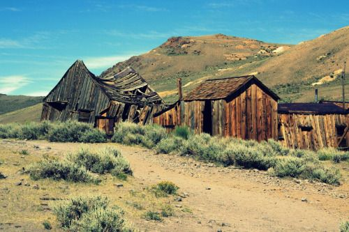 Bodie, California. Bodie is a ghost town in the Bodie Hills, east of the Sierra Nevada mountain range in Mono County, California in the United States. As Bodie Historic District, the U.S. Department of the Interior recognizes it as a National...
