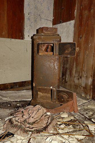 Ofen und Decke Stove and Cover P1140062