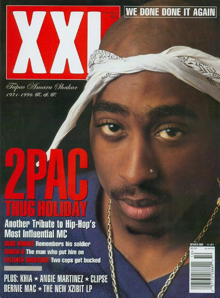 2Pac XXL Magazine Cover XXL Covers Pinterest 2pac, Magazine - fresh blueprint 2 cover