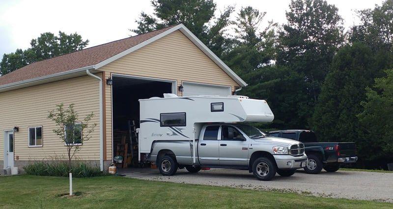 25 Dream RV Garages For Campers in 2020 Rv garage