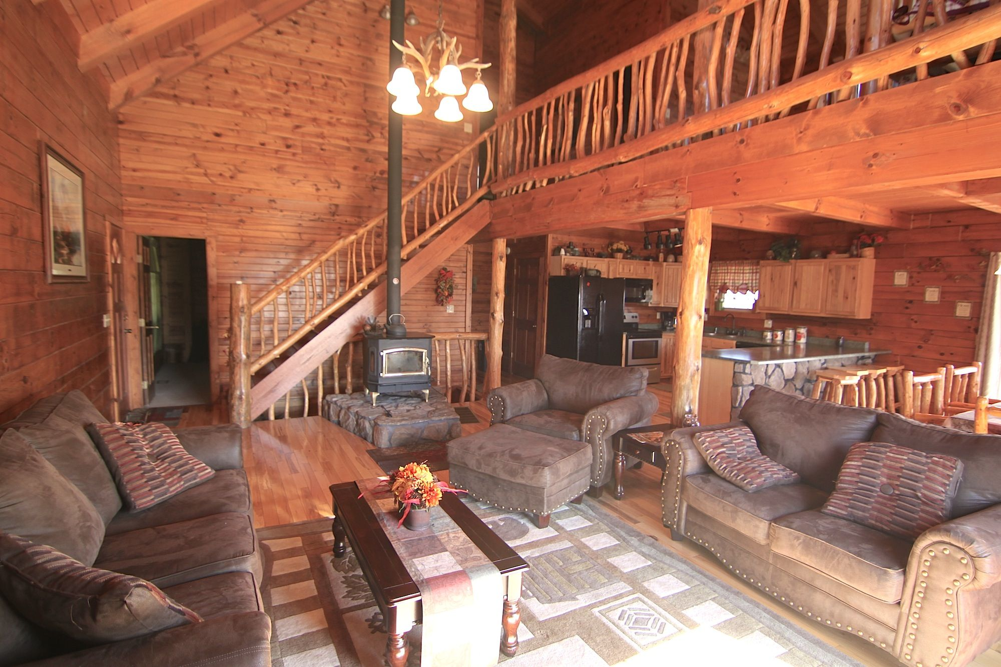 ohio redawning cabins vacation in hocking hills rental romantic cabin a escape property frame getaways logan
