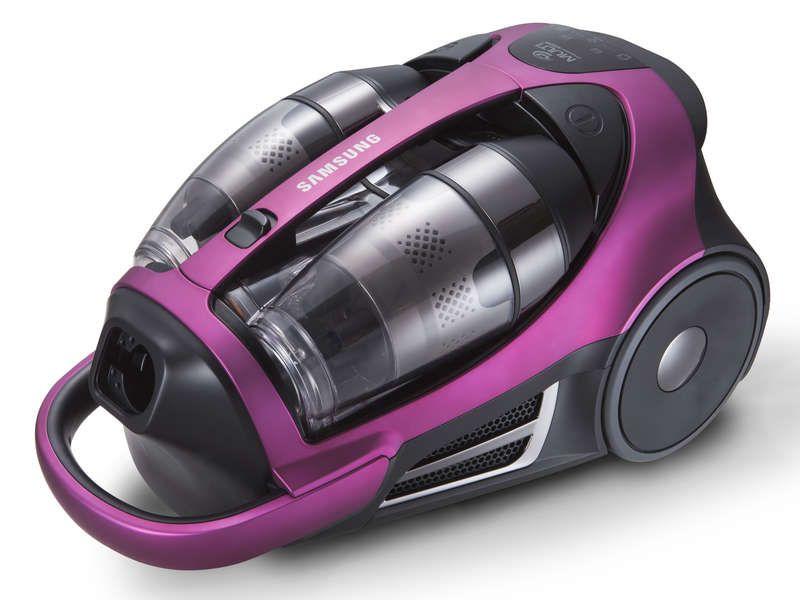 aspirateur sans sac 2200 watts samsung sc9672. Black Bedroom Furniture Sets. Home Design Ideas