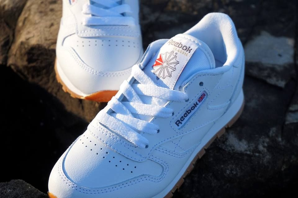 REEBOK CLASSIC LEATHER | Zapatillas de niñas, Reebok