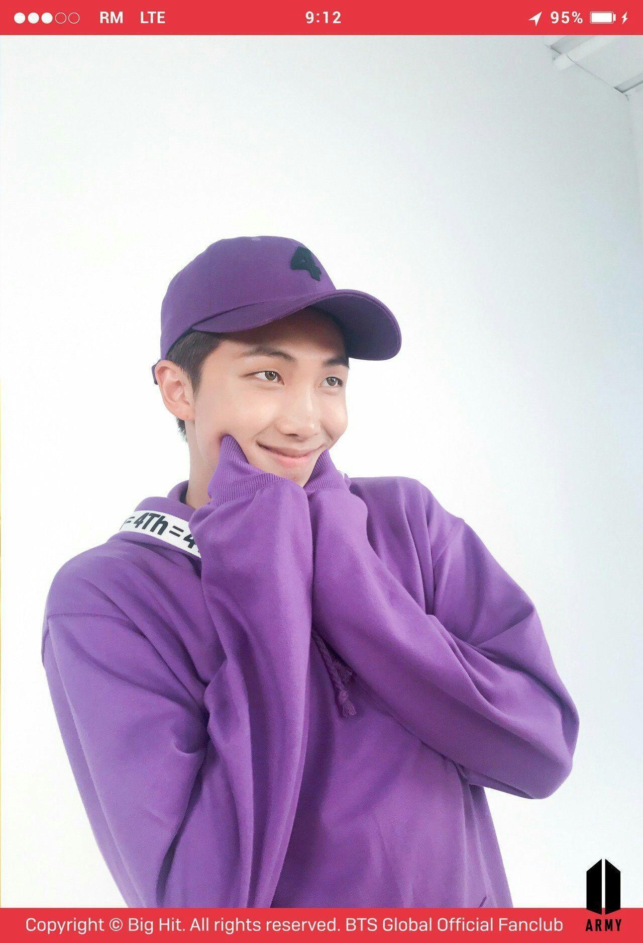171230 4th ARMY ROOM HAPPY BIRTHDAY! Namjoon♡