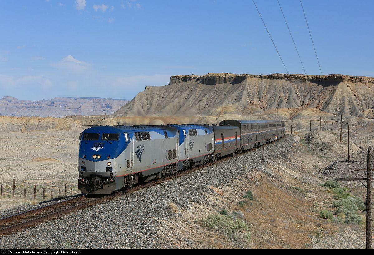 FEC 101 Florida East Coast Railroad (FEC) EMD SD70M2 at
