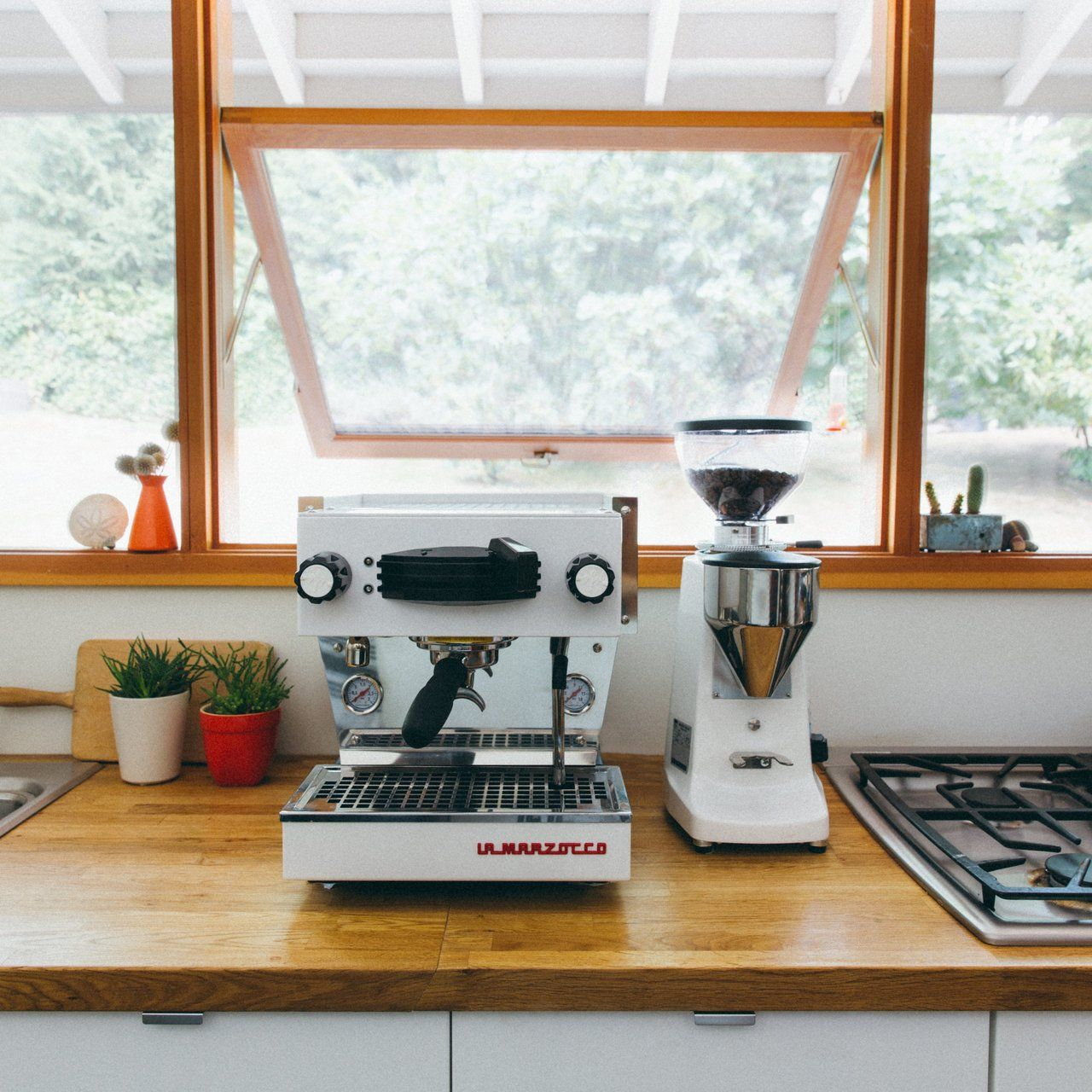 La Marzocco Linea Mini Espresso Machine in 2020 | Home ...