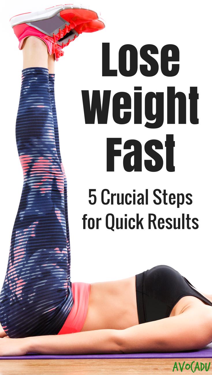Photo of Wie man schnell Gewicht verliert: 5 entscheidende Schritte für schnelle Ergebnisse | Avocadu