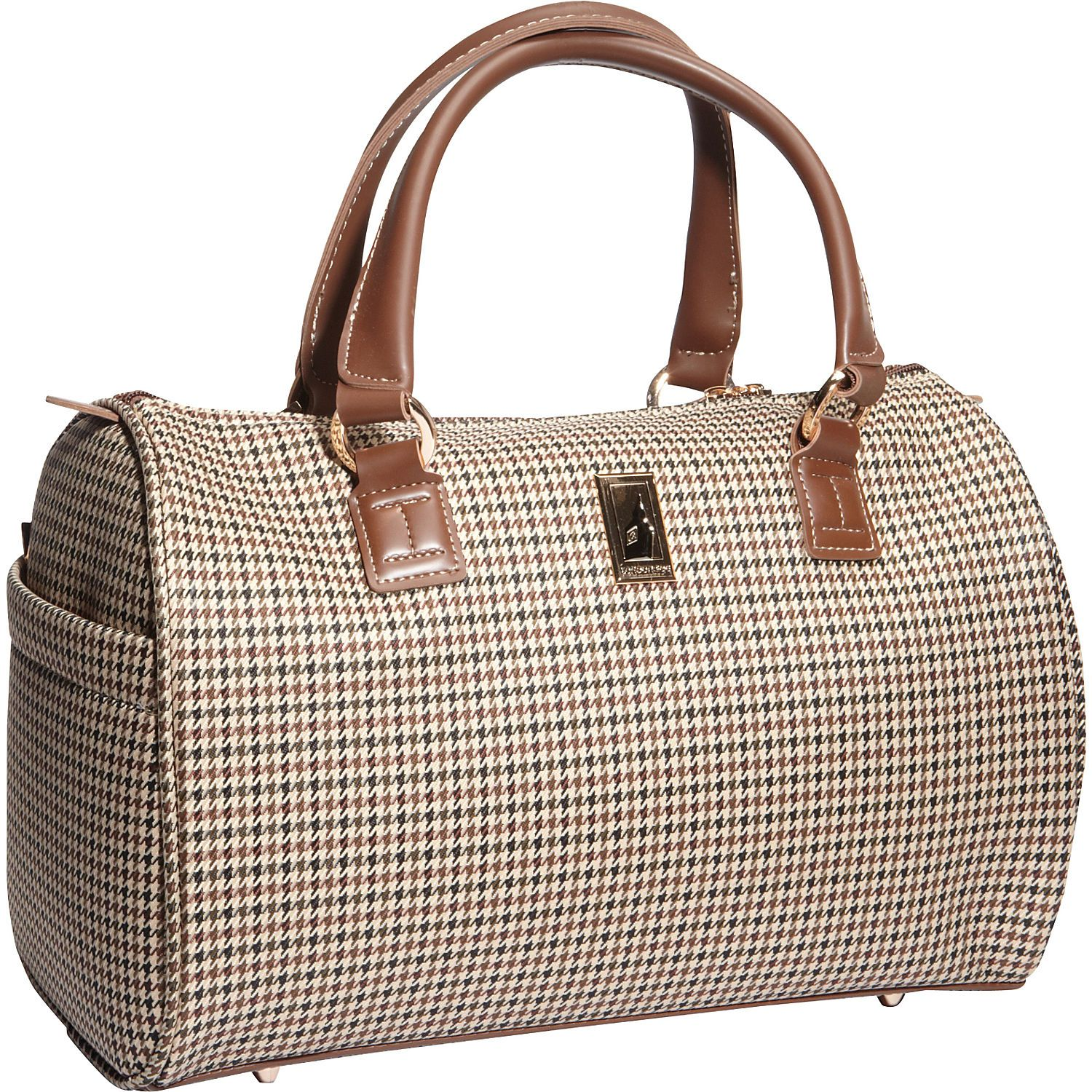 """Buy the London Fog Chelsea Lites 16"""" Satchel Tote at eBags - Travel for business or pleasure with your in-flight essentials packed inside this chic satchel from"""