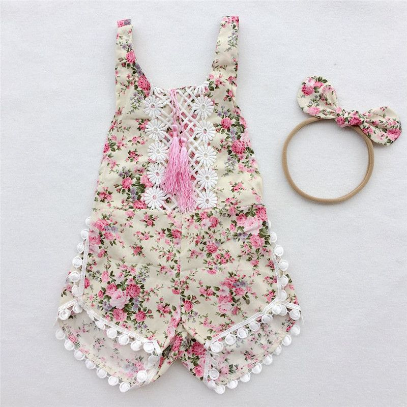a0b47c053c1 Aliexpress.com   Buy New baby rompers christmas style baby boutique clothes newborn  baby girls clothes vintage floral girls jumpsuit free shipping from ...