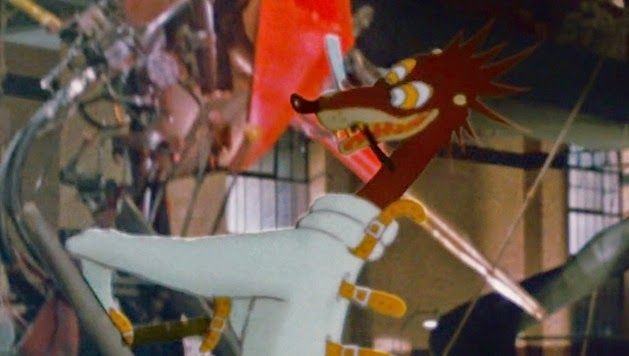 Year of the Villain: Psycho from Who Framed Roger Rabbit ...