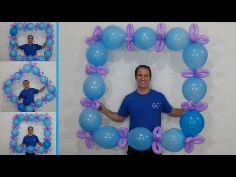 Marco para fotos gigante para fiestas marcos para fotos - Decoracion con marcos ...