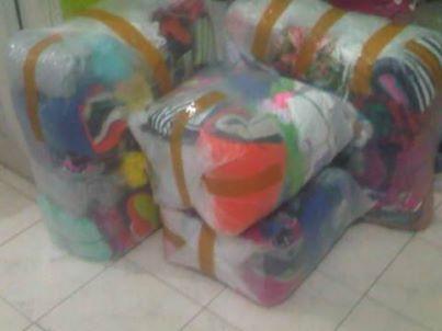 Paket Baju