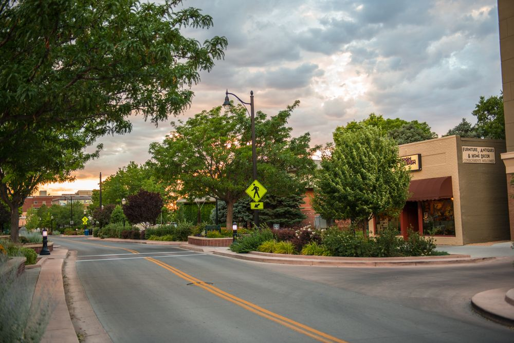 Downtown Grand Junction, Colorado