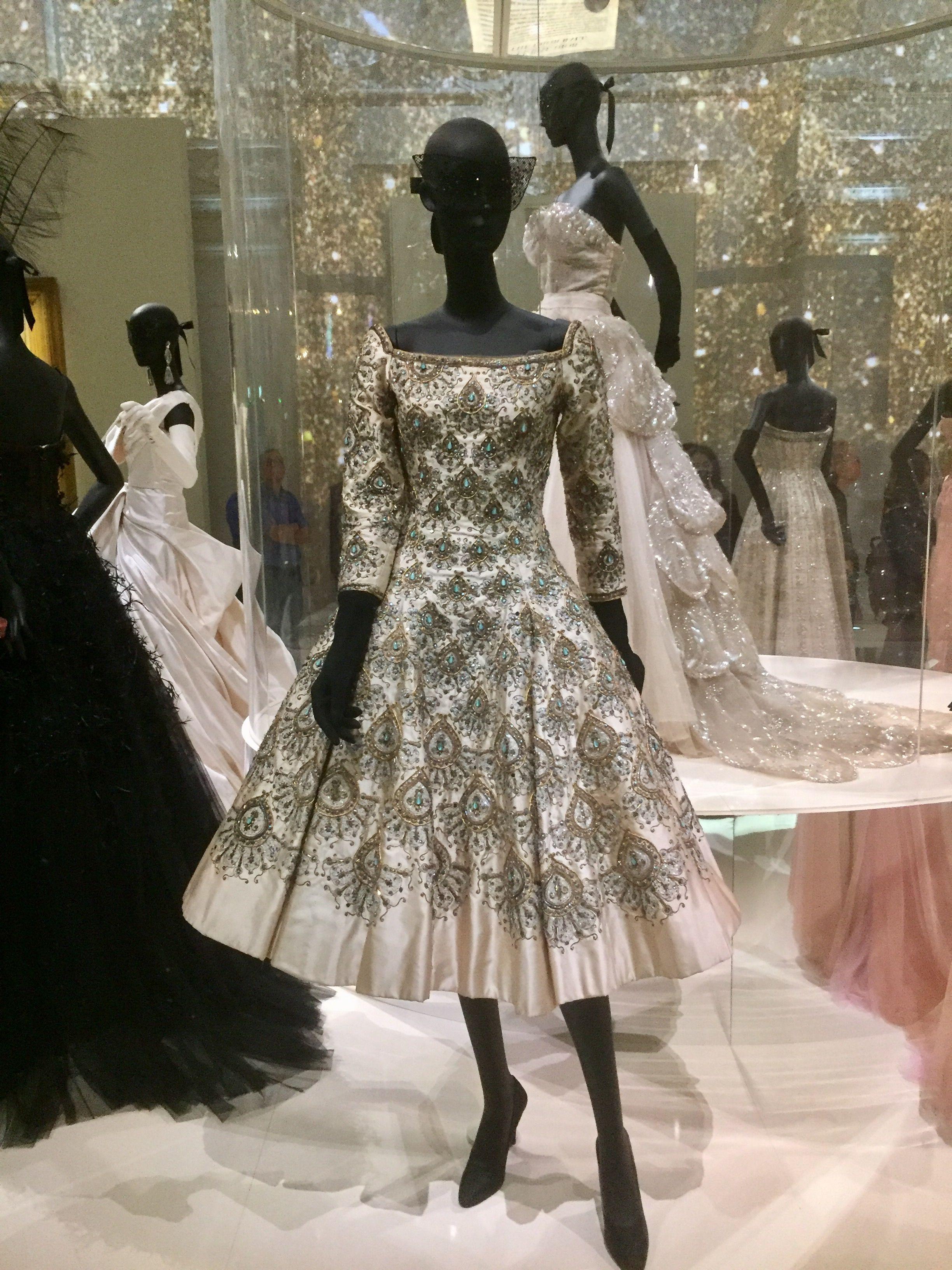 e80fc1d9cdeb Christian Dior (années 50). Vintage Dior
