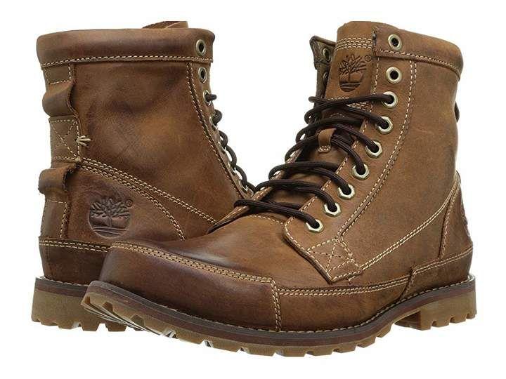 BootShoes 6 Leather Earthkeepers Original Timberland rRugged 0kOPnw