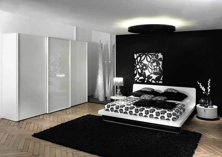 Colorful Bedroom Design Ideas By Huelsta Digsdigs Contemporary Bedroom Furniture Contemporary Bedroom Design White Bedroom Design