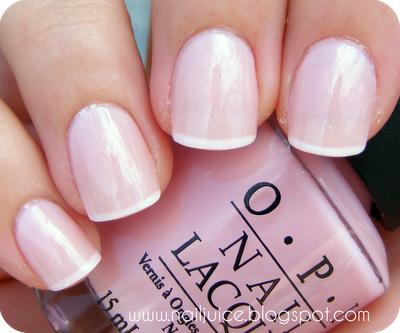 OPI Its A Girl