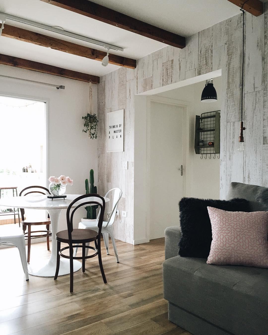 Inspire e expire esta sala arrumadinha iluminada com for Apartamentos minimalistas