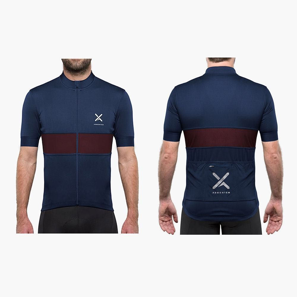 All-Rounder Jersey in Navy! by Admontem  8229a049e