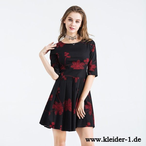 Mini kleid lace