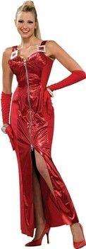 Madonna Crimson Seduction Costume (more details at Adults-Halloween-Costume.com) #madonna #halloween #costumes
