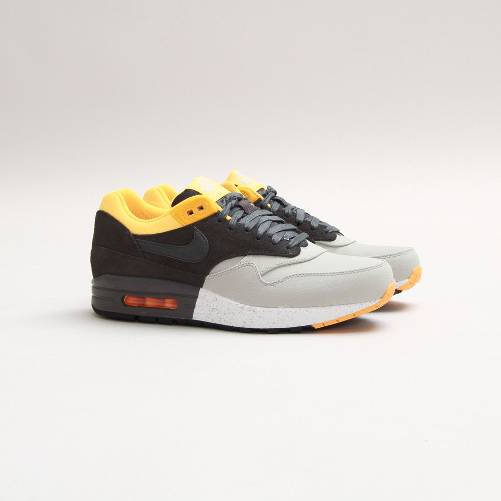 CNCPTS / Nike Air Max 1 PRM (Plae Grey/Dark Charcoal)