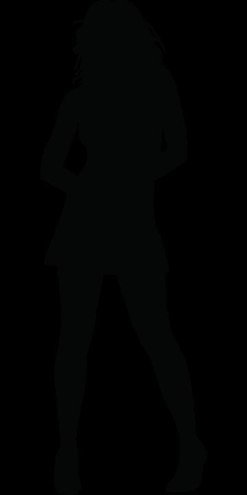Gratis Billede Pa Pixabay Kvinde Figur Slank Sportive Silhouette Art Girl Shadow Silhouette Clip Art
