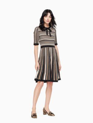 e3b31caef964 multi stripe sweater dress