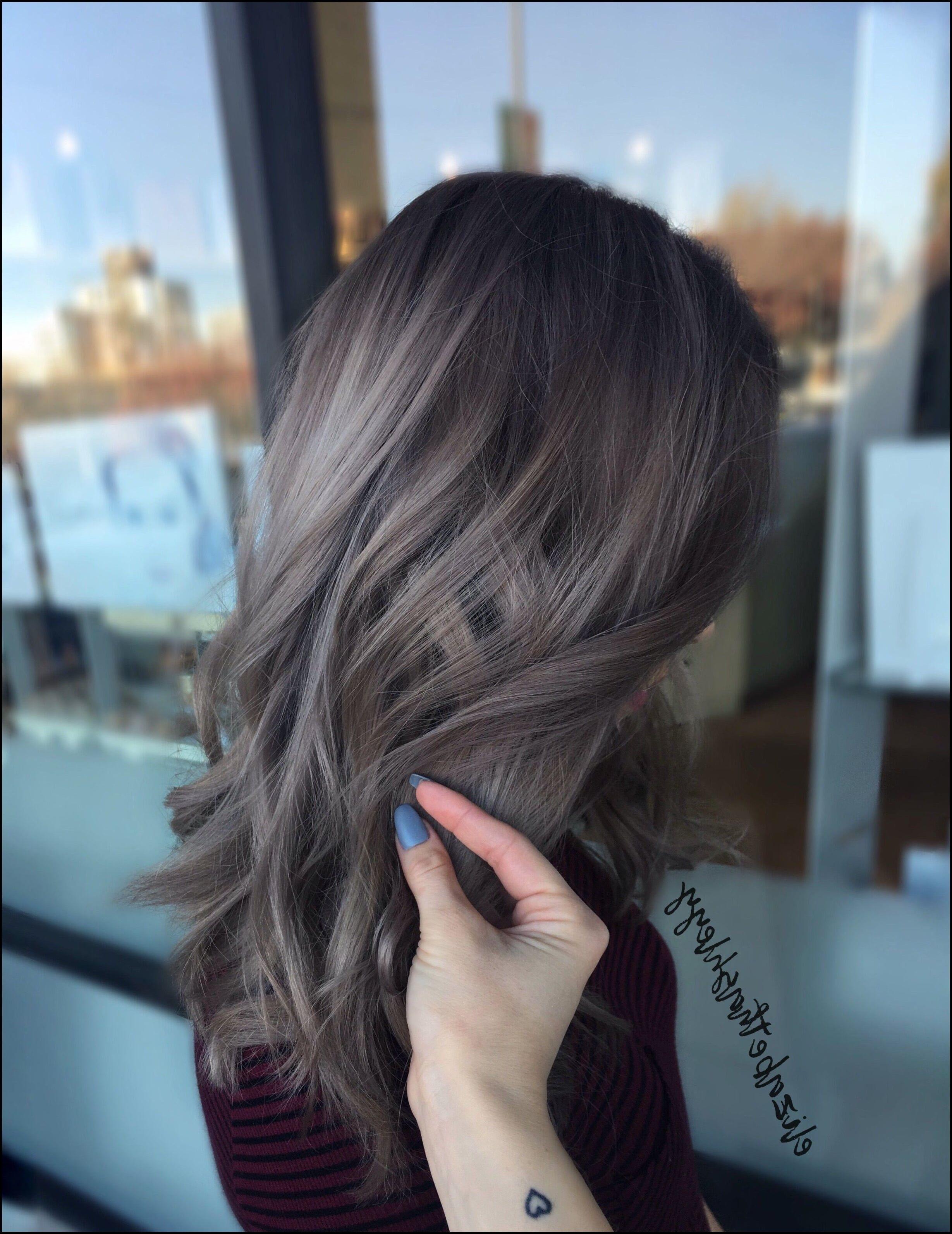 Greige hair   Rooty Ash Blonde   Rooty Grey Hair ...