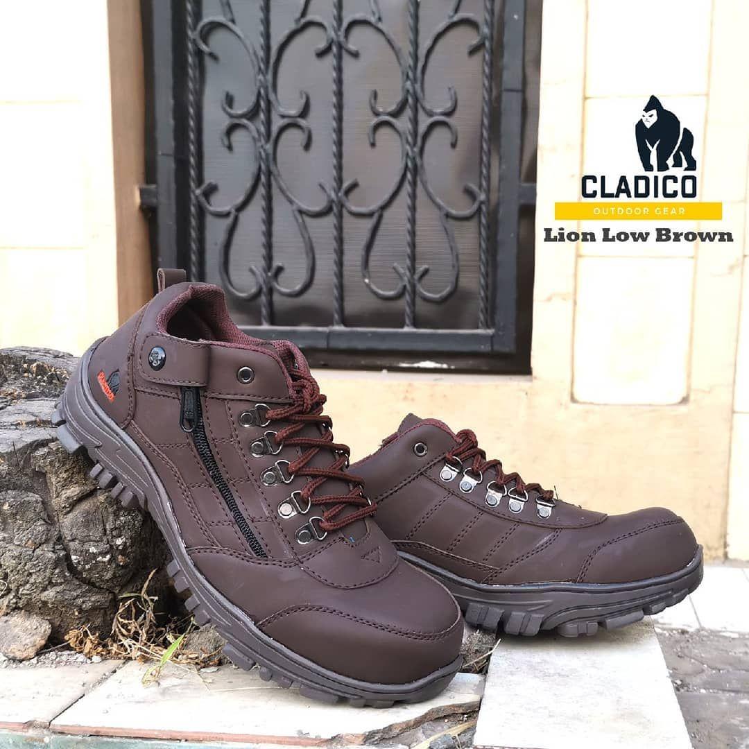 Sepatu Low Boots Cladico Low Lion safety yang satu ini