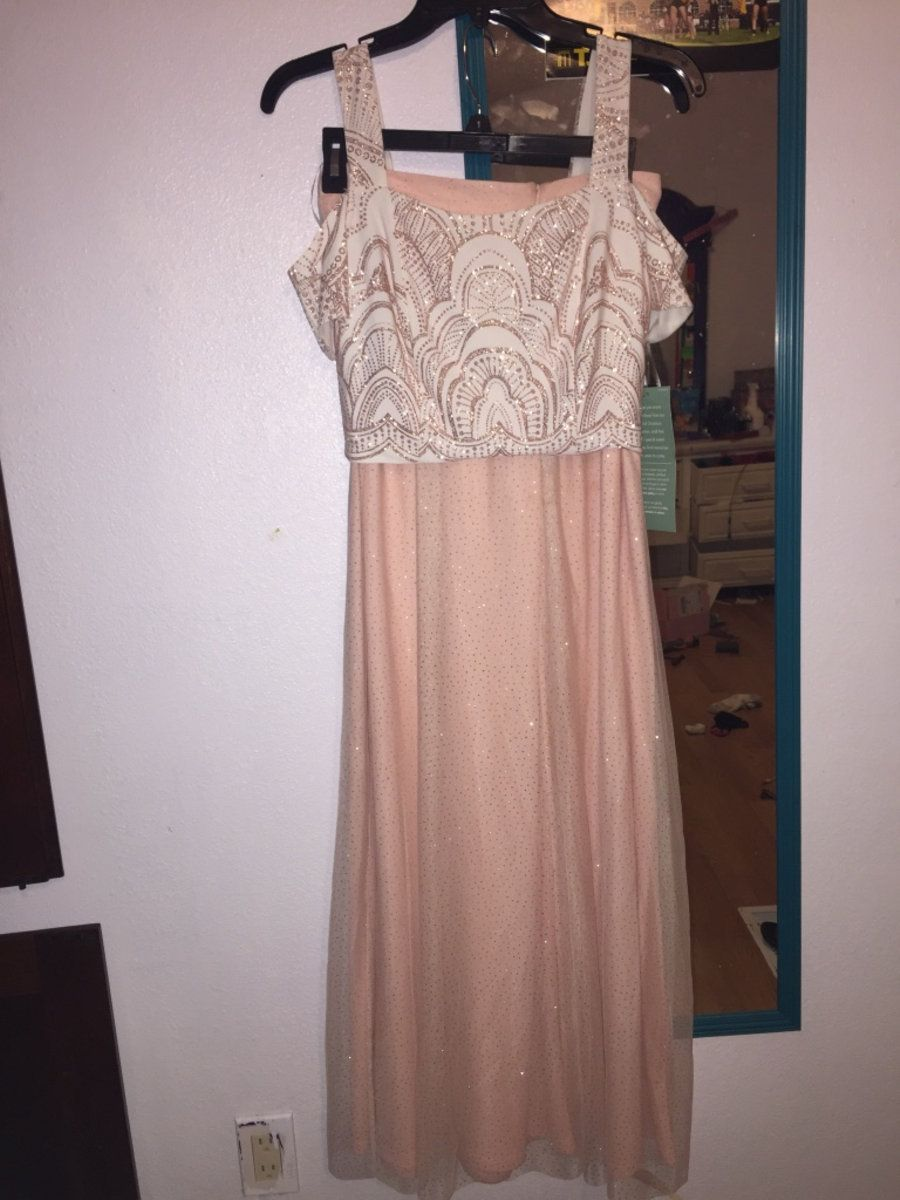 05dcbb41c57 Used Two piece prom dress  formal dress! for sale in Ben Wheeler ...