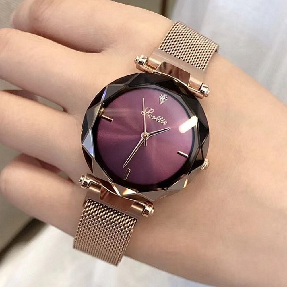Luxury Brand Lady Crystal Watch Crystal Watches Fashion Watches Women S Dress Watches