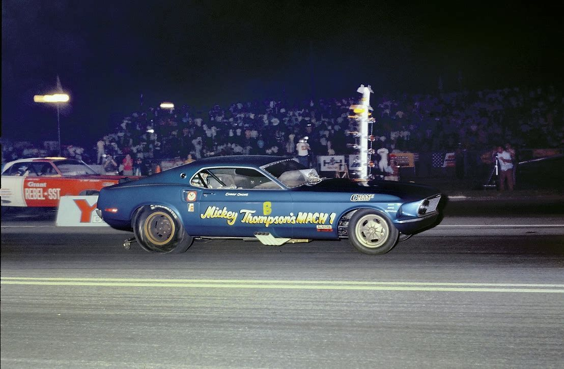Image result for Old Funny Cars | Mustang classic cars | Pinterest ...