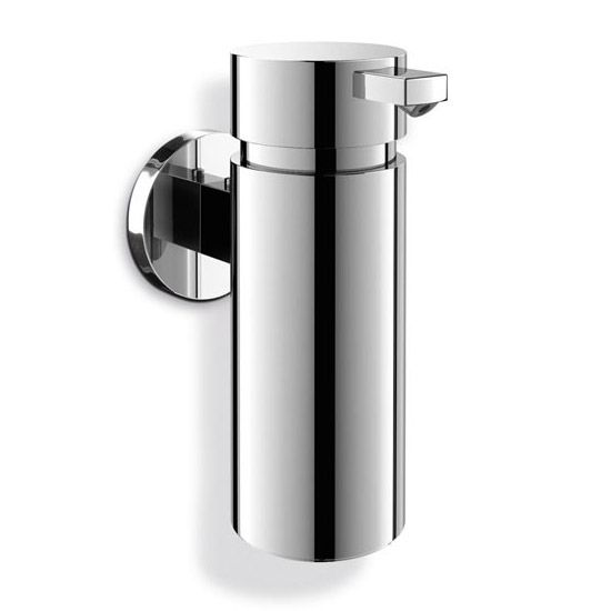 Superbe Bathroom B Accessory Option: Zack   Scala Stainless Steel Wall Mounted Soap  Dispenser   40080