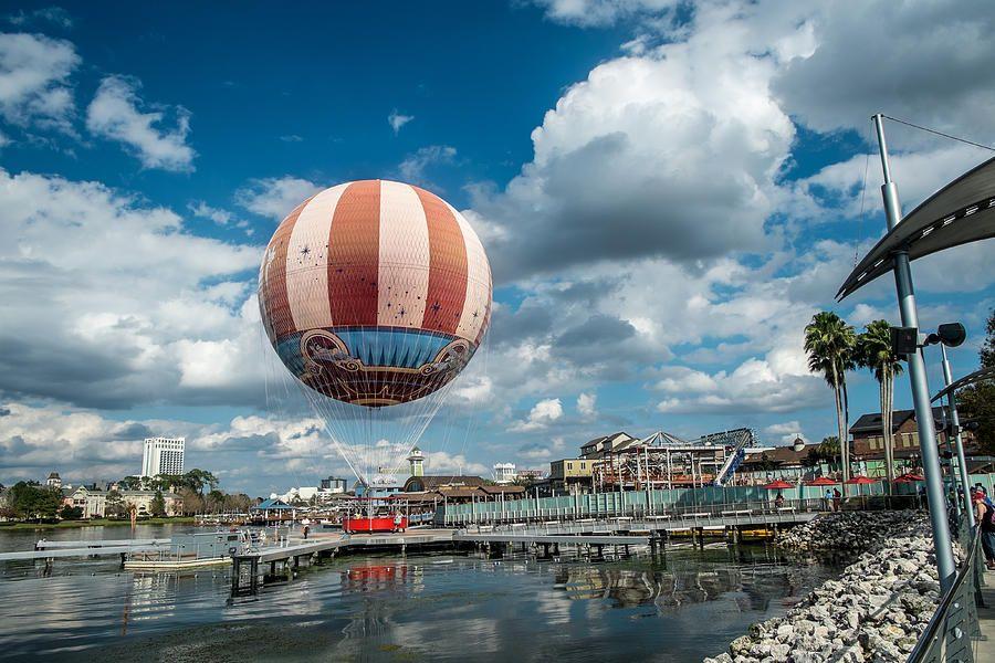 Hot Air Balloon by Louis Ferreira Hot air balloon, Hot