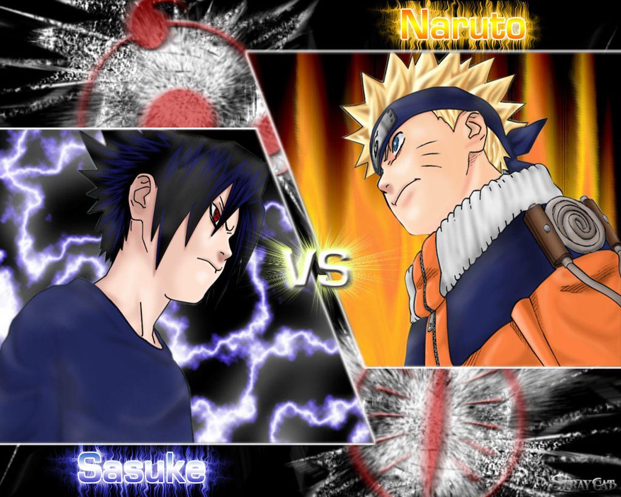 Naruto Vs Sasuke HD Naruto Shippuden Wallpapers Naruto Shippuden