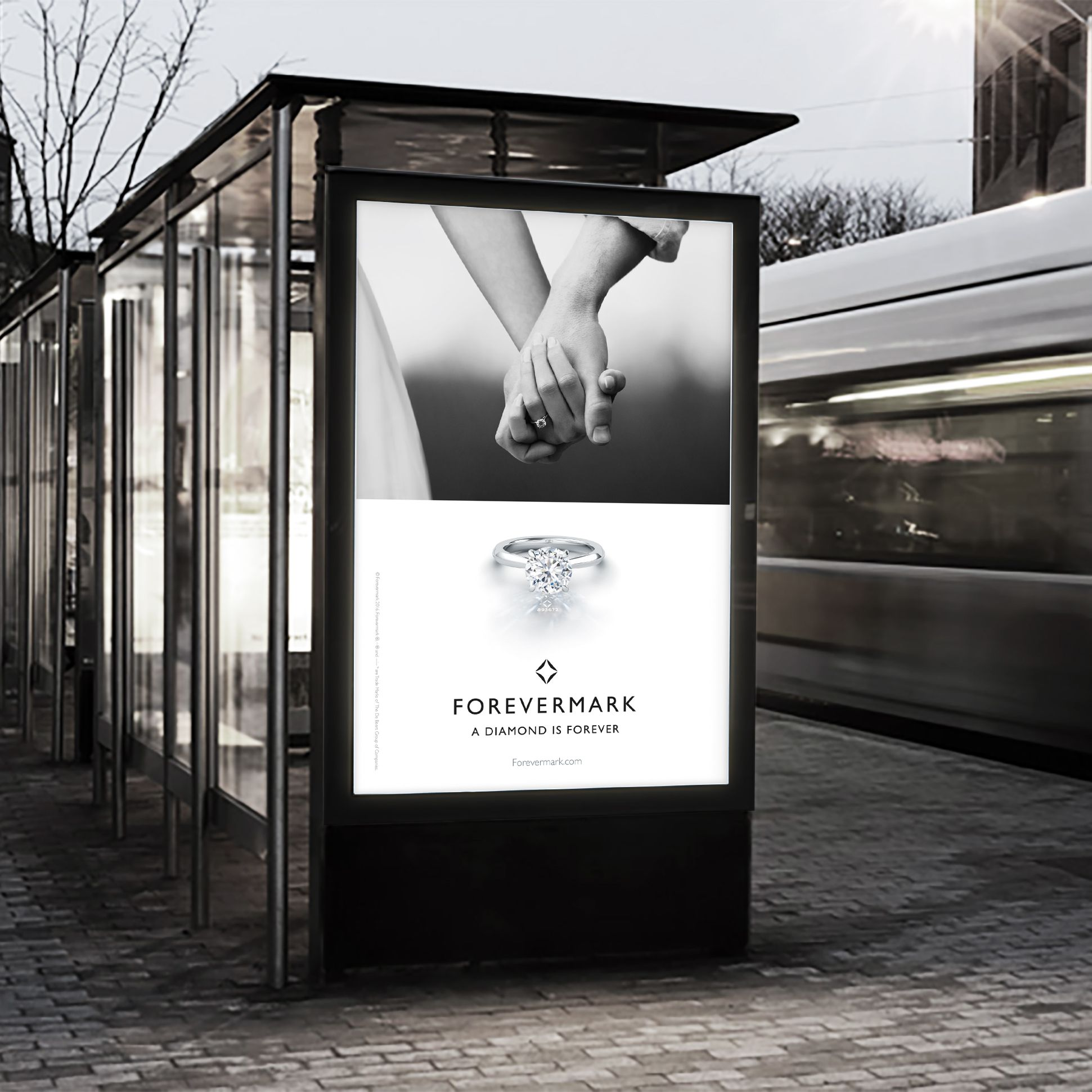 PWW have partnered with Forevermark to help them realise their vision of becoming the world's most premium luxury diamond brand. Working with the internal brand team, the rebrand touched every facet of the business and has injected increased clarity and simplicity across multiple touch points. #Forevermark #diamond #jewellery #luxury #brandidentity