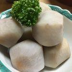 大黒 - 料理写真:小芋の煮物 女将さんの味〜(。 >艸<)