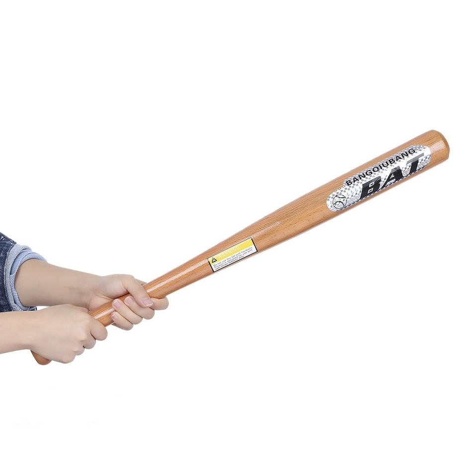 63cm 73 Cm 83cm Solid Wood Baseball Bat Outdoor Sports Kitty Ball Solid Wood Baseball Bat Fitness Equipment No Equipment Workout Baseball Baseball Bat