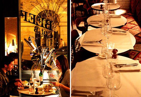 Beef Club, Didier Gauducheau, Restaurant Beef Club, 58, rue Jean-Jacques-Rousseau Paris 01 (75001)