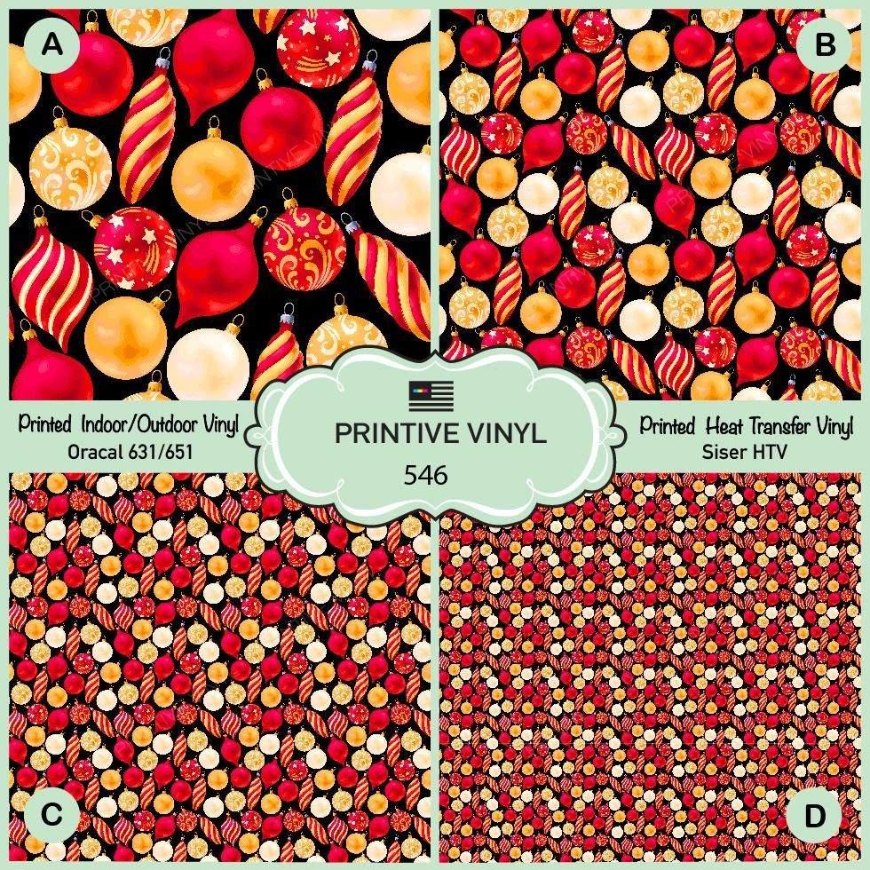Printed HTV Adhesive Vinyl 539 Flower and Leopard Patterned Iron on Siser HTV